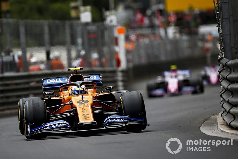 Norris prijst McLaren voor slimme tactiek tijdens GP van Monaco