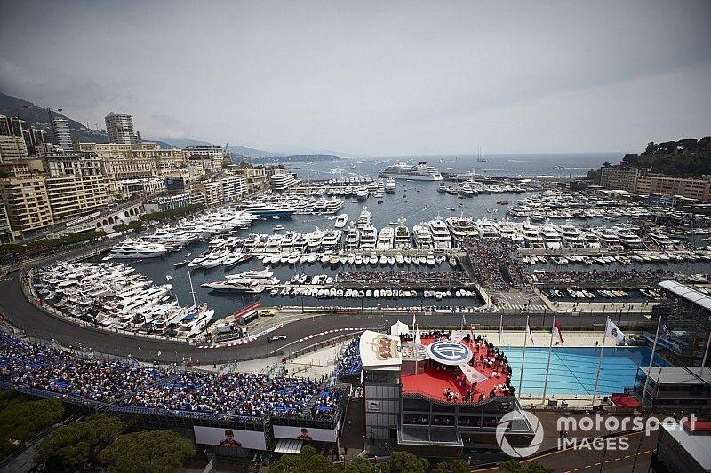 GP Monako odwołane