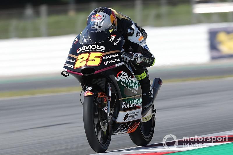 Moto3, Sachsenring, Libere 1: Fernandez stupisce, Arbolino quinto