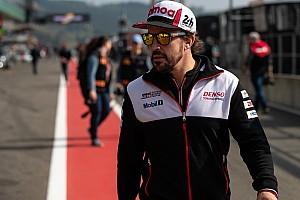 Alonso nem csak az új GRID-játék arca – több annál…