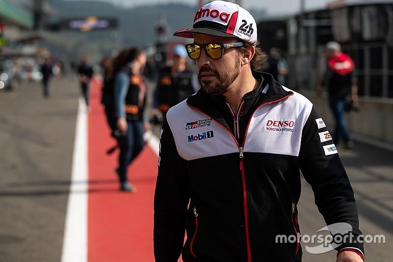 """Alonso: """"Si voy a otra categoría no es para divertirme"""""""