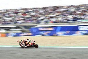 Warm-up - Márquez impressionne, les Yamaha restent dans le coup