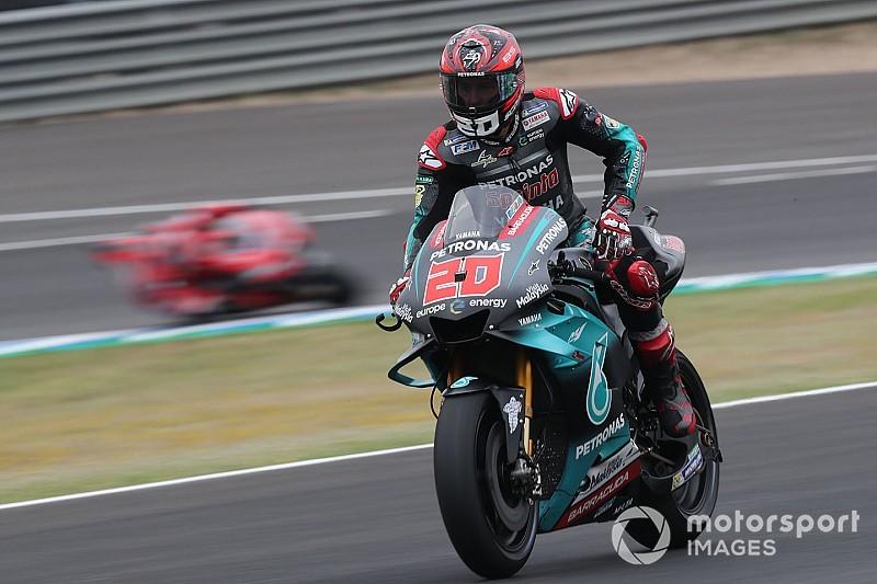 Quartararo wil niet teleurgesteld zijn na schakeldrama in Jerez