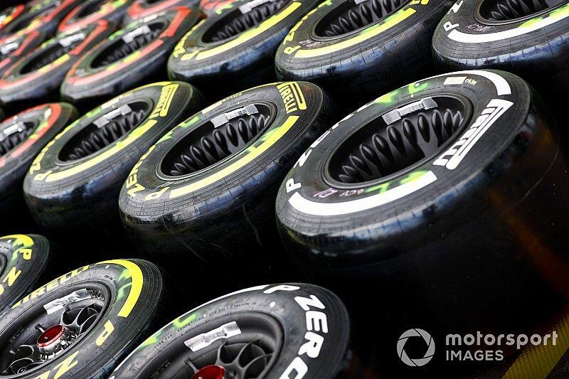 Pirelli привезет самые жесткие шины в Бельгию и Японию