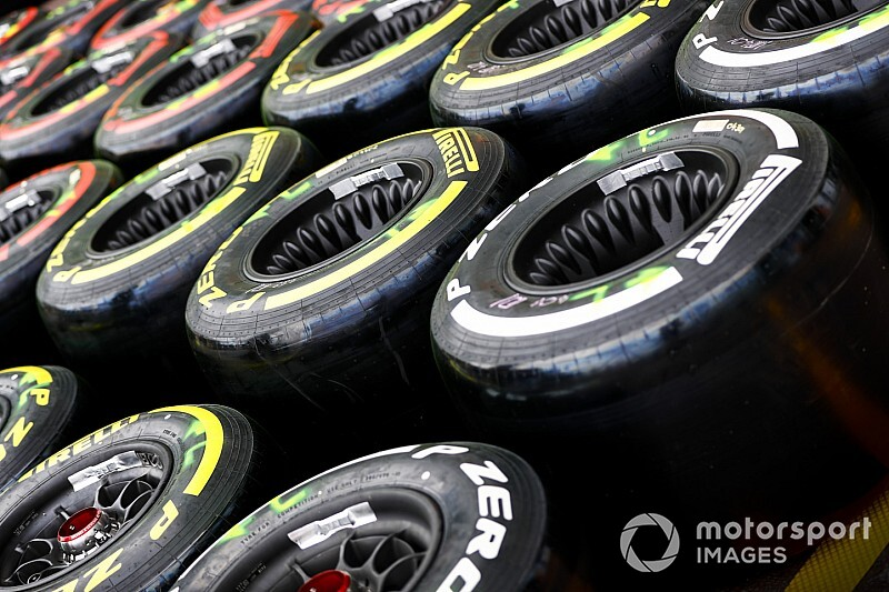 F1 should have experimental tyres like MotoGP - Grosjean