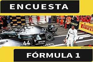 Encuesta sobre la Fórmula 1