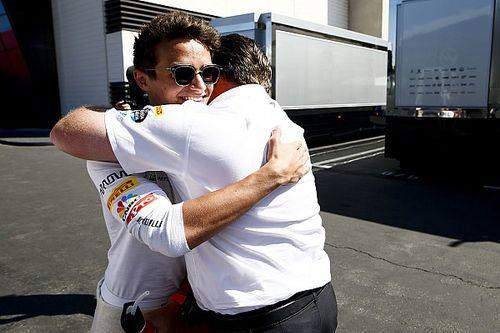Lando Norris, primer Piloto del Día de McLaren que no es Alonso