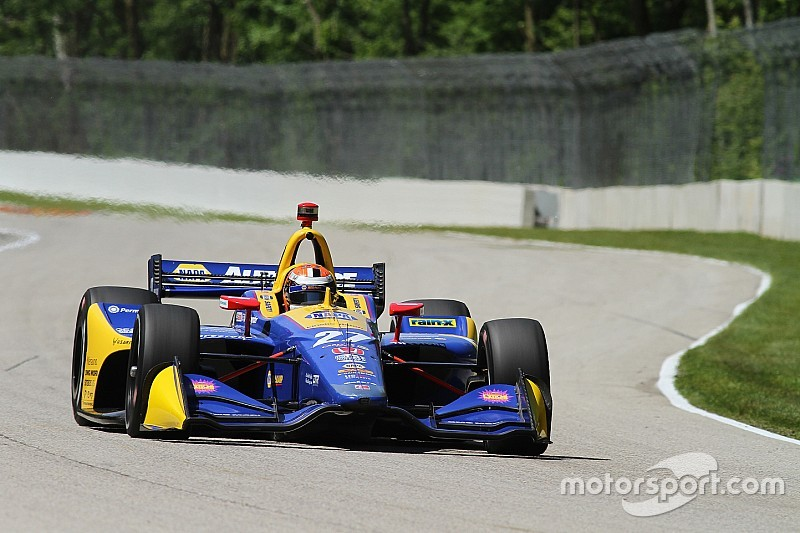 Course - Alexander Rossi atomise la concurrence et s'impose !