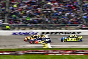 NASCAR Kansas race wekend schedule