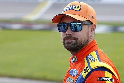"Stenhouse ""blindsided"" by firing from Roush Fenway"