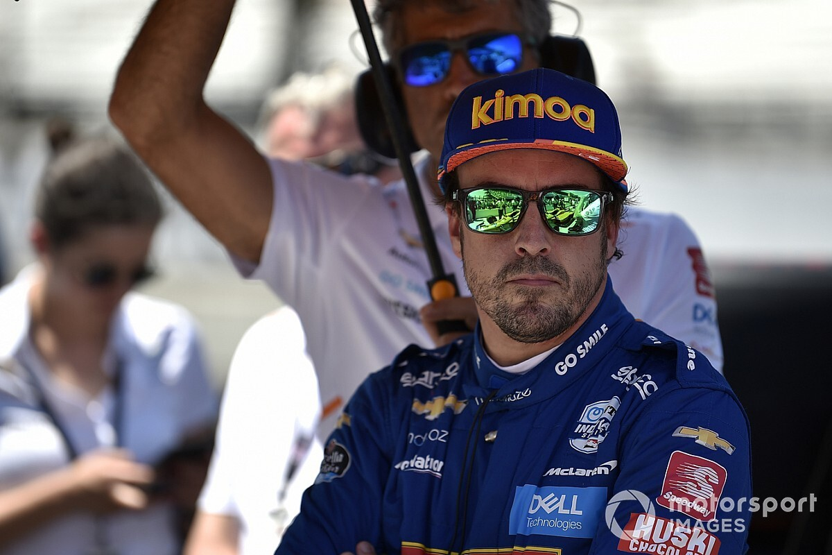 Alonso a consultant in new GRID game