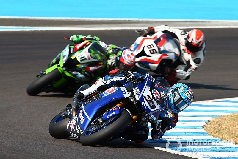 Melandri hit with six-place grid penalty for Davies clash