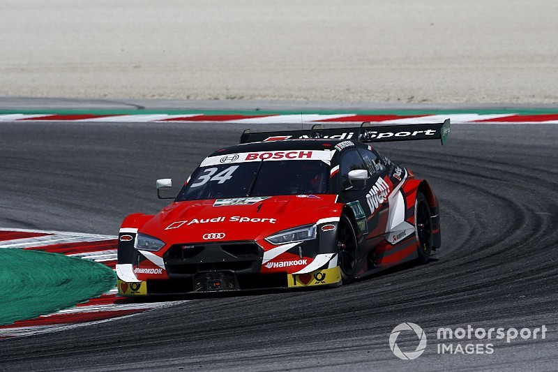 Audi puas dengan penampilan Dovizioso