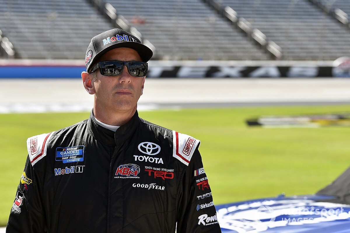 NASCAR veteran Greg Biffle to compete in Darlington Truck race