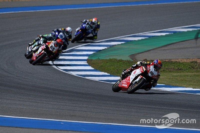 Thailand ARRC: Sethu qualifies seventh but crashes