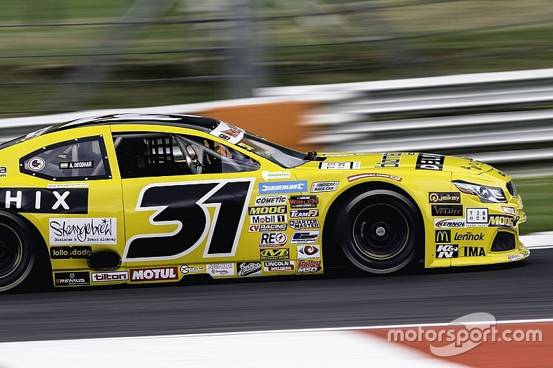 Deodhar scores first Euro NASCAR podium at Brands