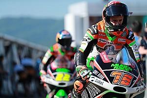 Пилот из ЮАР испортил Юрченко вторую подряд гонку Moto3