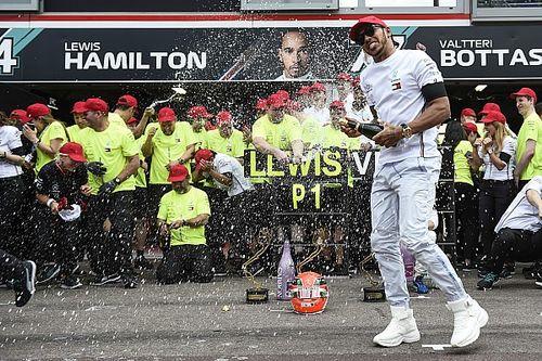 Hamilton bangga menang strategis di Monako