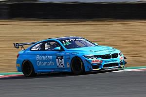 Kocabıyık ve Okyay Brands Hatch'den puanla döndü