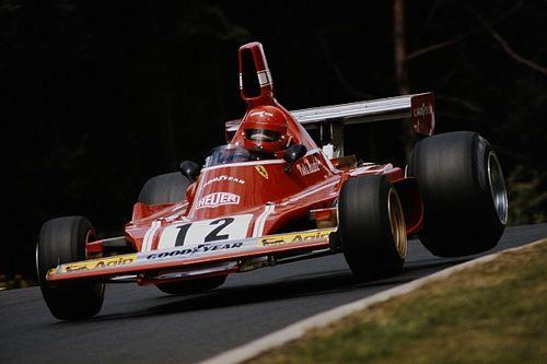 Alesi ed Arnoux con la Ferrari 312B3 al Monaco Historic