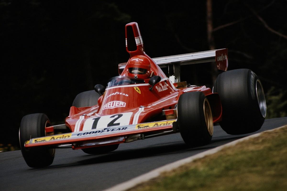 Alesi és Arnoux 1974-es F1-es Ferrarikkal fognak versenyezni Monacóban