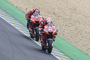 MotoGP Italia, Ducati incar hat-trick