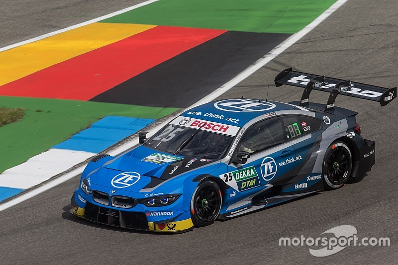 DTM Hockenheim: Eng indrukwekkend naar pole, Frijns P3