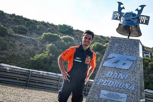 Jerez inaugura la curva Dani Pedrosa con tanto di monumento