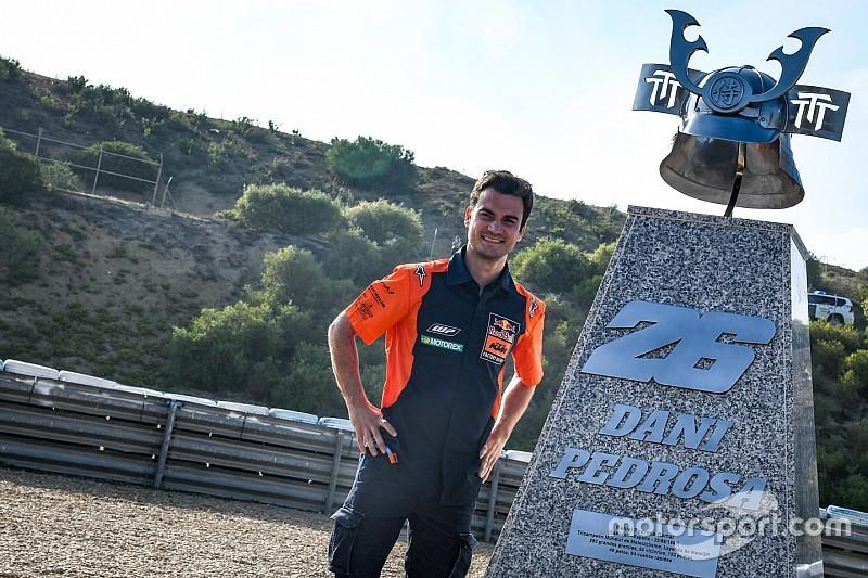 Tikungan 6 Jerez berubah nama jadi Pedrosa