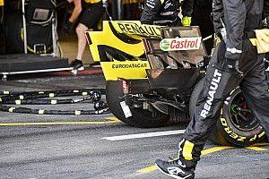Ricciardo é punido para próxima corrida da F1; veja acidente bizarro em Baku