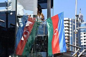 Azerbaijan GP to take place behind closed doors