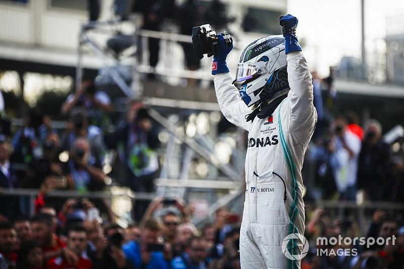 Hakkinen: Bottas élete legjobb teljesítményét mutatta Bakuban