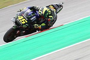 Continuer malgré la difficulté, un choix assumé par Rossi