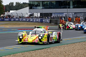 24h de Le Mans: Acidente bizarro causa terceiro Safety Car do dia
