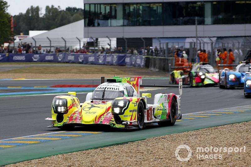 24h de Le Mans: Acidente bizarro causa terceiro Safety Car do dia