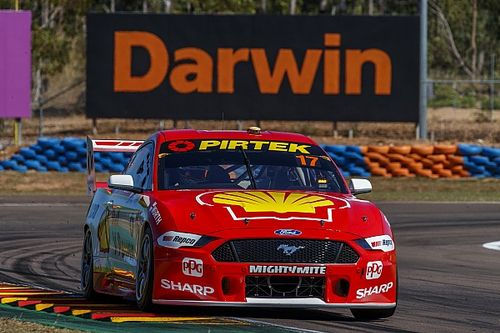 Darwin Supercars: McLaughlin cruises to Saturday win