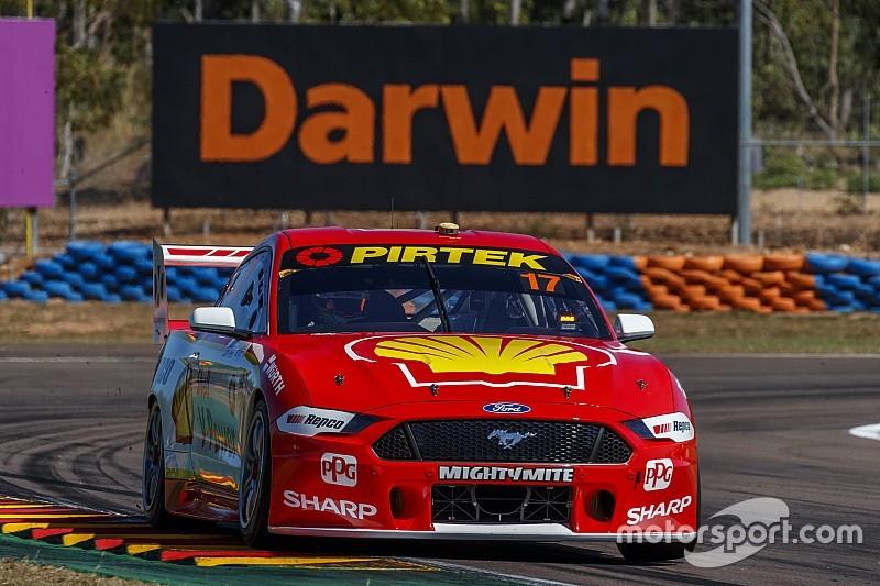 Darwin Supercars: McLaughlin cruises to Saturday win