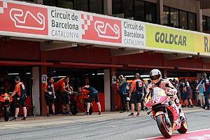 Marquez verklaart strategie tijdens vrijdagtrainingen Catalonië