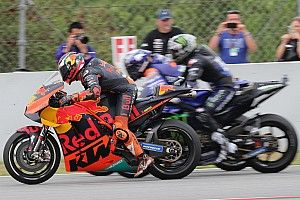 Онлайн. Гран При Каталонии MotoGP: гонка