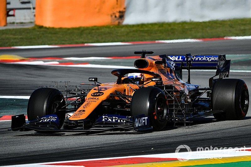 McLaren descubre el problema que le afectó en el tercer sector de Barcelona