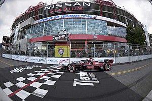 Ericsson remporte une course démente à Nashville!