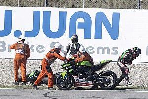 SBK: Lowes proverà a correre a Jerez con una mano fratturata