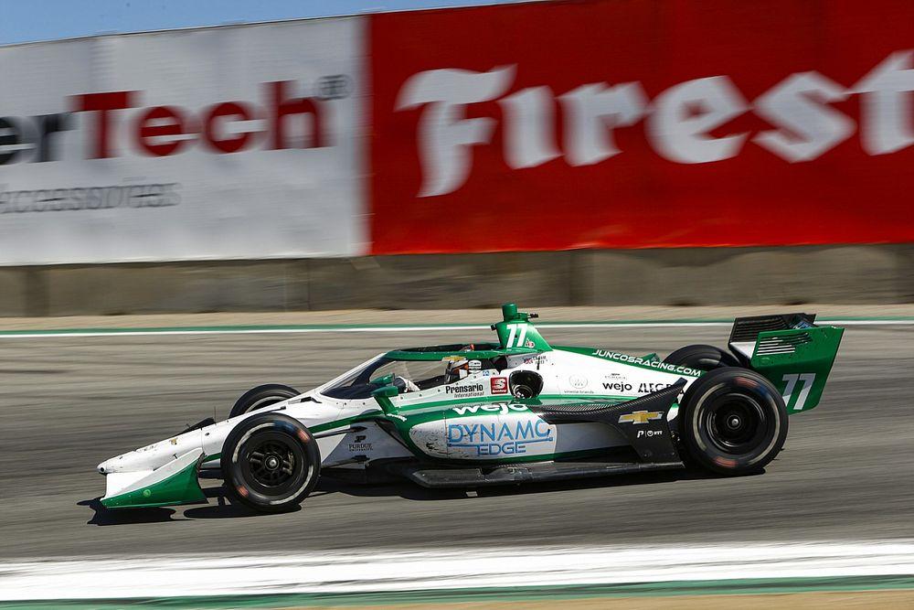 IndyCar: Ilott con Juncos-Hollinger per tutta la stagione 2022