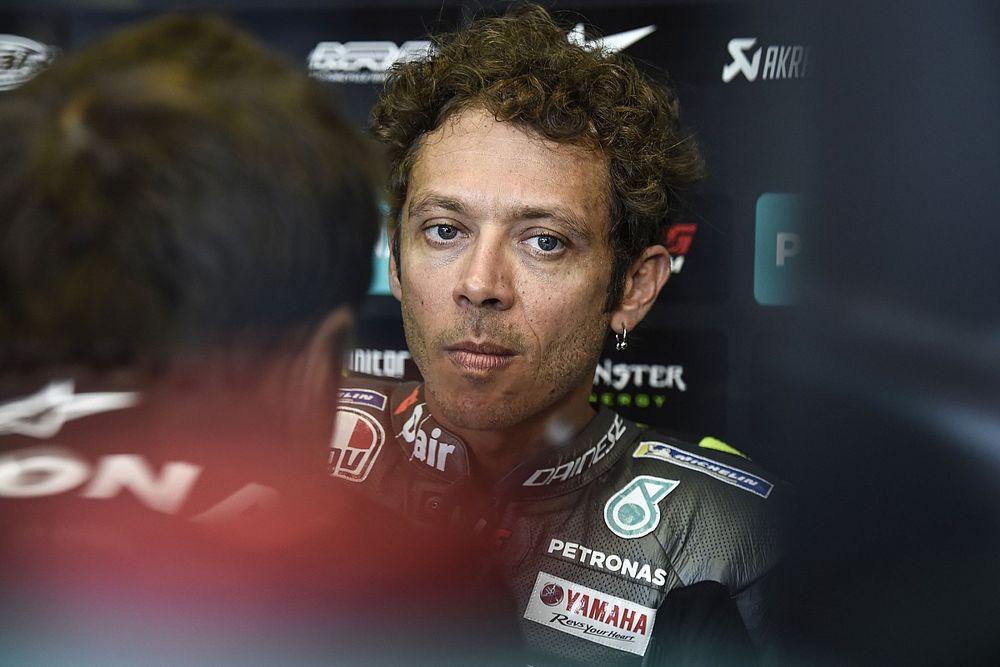 """Rossi s'attendait """"à pire"""" en découvrant les surrégimes de Viñales"""