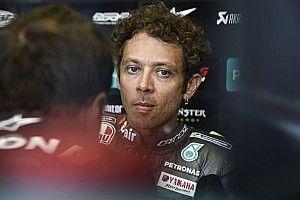 Valentino Rossi Tak Yakin Bisa seperti Pedrosa atau Crutchlow