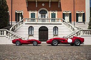 Ferrari Testa Rossa J: fa discutere il mito in... scala