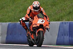Austrian MotoGP: Lecuona dominates rain-hit FP2 ahead of Zarco