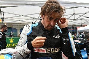Accroché au départ, Alonso déplore un manque de réussite