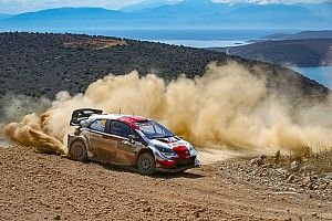 WRC Greece: Rovanpera claims Acropolis Rally victory in style