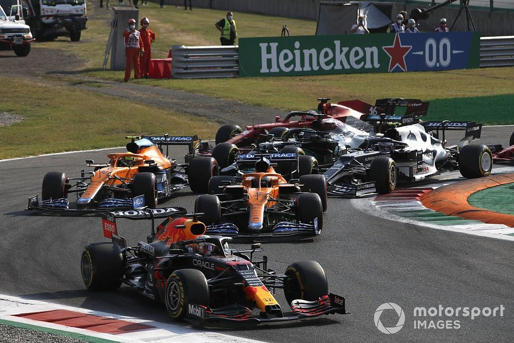 Verstappen-Hamilton : l'écart passe à 5 points